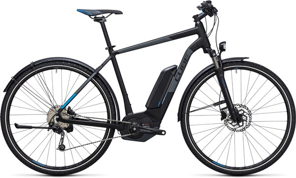 Image of Cube Cross Hybrid Pro Allroad 500  2017 Electric Bike