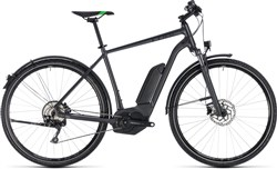 Image of Cube Cross Hybrid Pro Allroad 500 2018 Electric Hybrid Bike