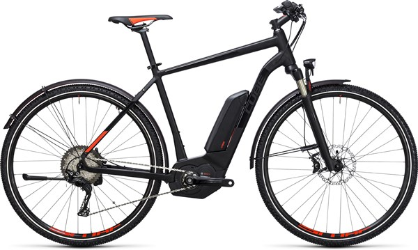 Image of Cube Cross Hybrid SL Allroad 500  2017 Electric Bike