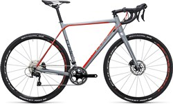 Image of Cube Cross Race Pro 2017 Cyclocross Bike