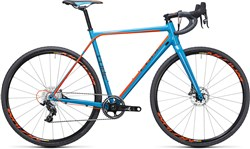 Image of Cube Cross Race SLT 2017 Cyclocross Bike