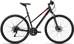 Image of Cube Cross Trapeze Womens  2016 Hybrid Bike
