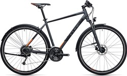 Image of Cube Curve Allroad  2017 Hybrid Bike