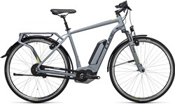 Image of Cube Delhi Hybrid 500  2017 Electric Hybrid Bike