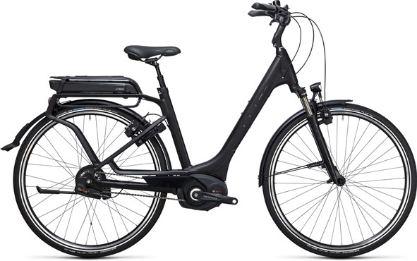 Image of Cube Delhi Hybrid Pro 500  Easy Entry  2017 Electric Bike
