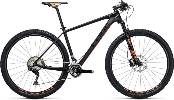 Image of Cube Elite C:62 Pro 29er  2017 Mountain Bike