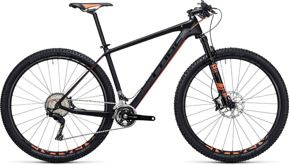 Cube Elite C:62 Pro 29er  2017 Mountain Bike