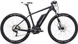 Image of Cube Elite Hybrid C:62 Race 500 29er 2017 Electric Bike