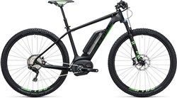 Image of Cube Elite Hybrid C:62 SL 500 29er 2017 Electric Bike
