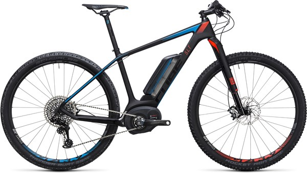 Image of Cube Elite Hybrid C:62 SLT 500 29er 2017 Electric Bike