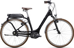 Image of Cube Elly Cruise Hybrid 400  Easy Entry  2017 Electric Bike