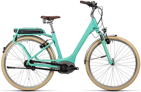 Image of Cube Elly Cruise Hybrid 500 Womens - Ex Display - 54cm 2016 Electric Bike