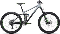 "Image of Cube Fritzz 180 HPA Race 27.5""  2017 Mountain Bike"