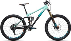 "Image of Cube Fritzz 180 HPA SL 27.5""  2017 Mountain Bike"