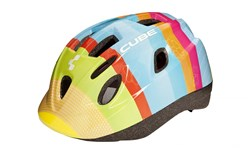 Image of Cube Girl Kids Cycling Helmet 2016