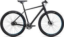 Image of Cube Hyde Pro  2017 Hybrid Bike