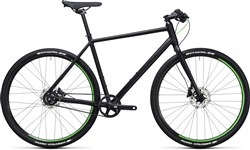 Image of Cube Hyde Race 28  2017 Hybrid Bike