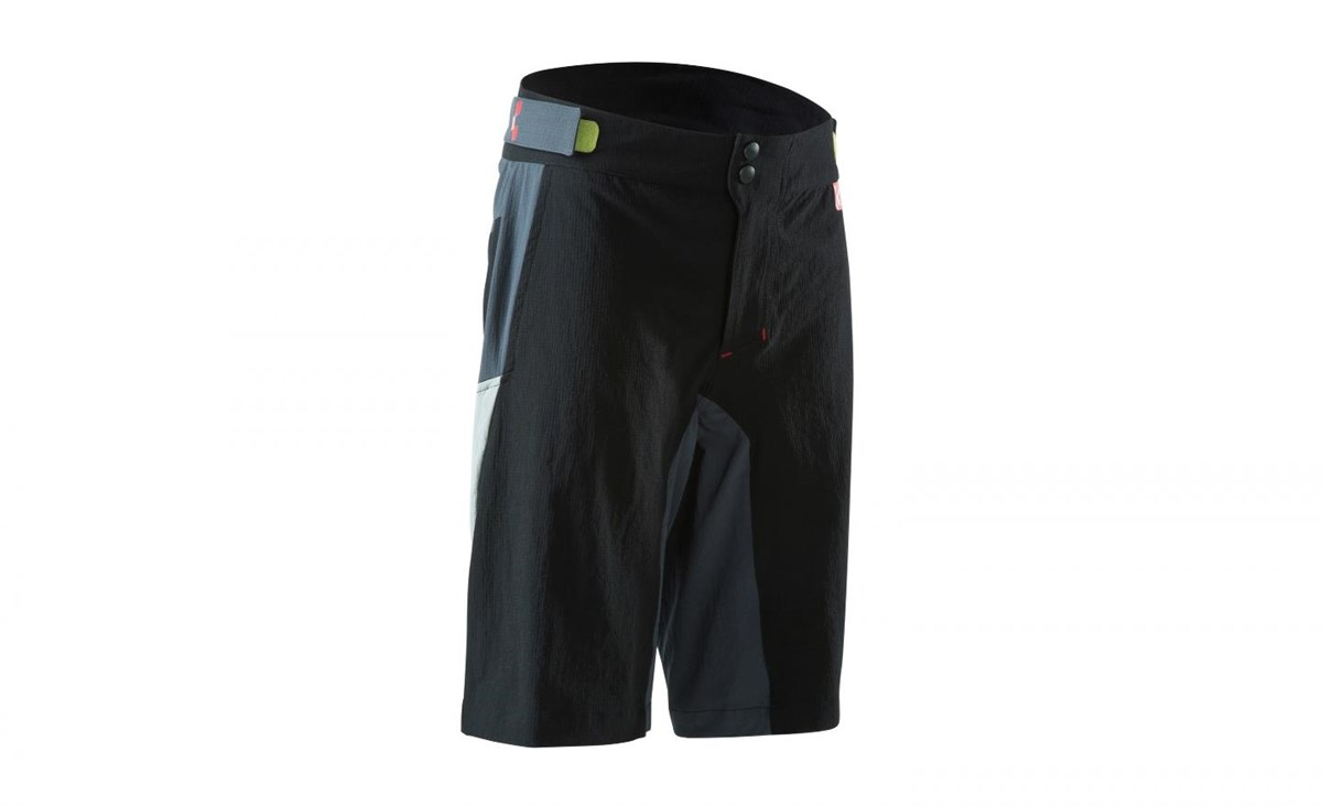 Cube Junior Blackline Cycling Shorts Without Inner Shorts