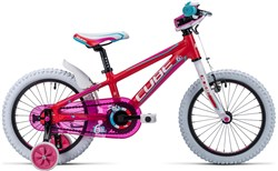 Image of Cube Kid 160 Girl - Ex Display - 16W 2016 Kids Bike