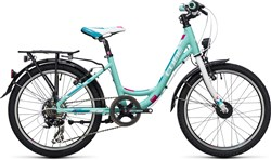 Image of Cube Kid 200 Street Girls 20W 2017 Kids Bike
