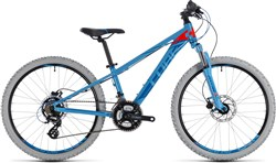 Image of Cube Kid 240 Disc 24w 2018 Junior Bike