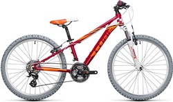Image of Cube Kid 240 Girl 24W  2017 Junior Bike