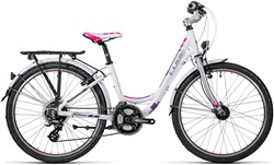 Image of Cube Kid 240 Street Girls Rigid 2016 Junior Bike