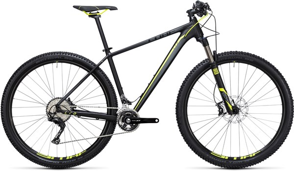 Image of Cube Ltd Race 29er  2017 Mountain Bike