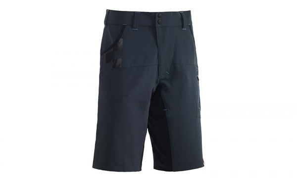 Image of Cube Motion Baggy Cycling Shorts With Inner Shorts