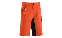 Image of Cube Motion Baggy Shorts Without Inner Shorts