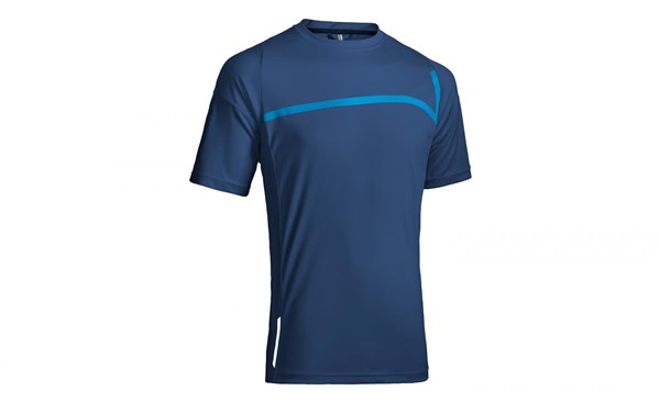 Image of Cube Motion Round Neck Short Sleeve Cycling Jersey