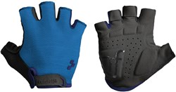 Image of Cube Natural Fit Short Finger Cycling Gloves