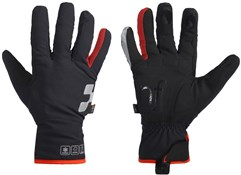 Image of Cube Natural Fit X-Shell Long Finger Cycling Gloves