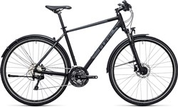 Image of Cube Nature Allroad  2017 Hybrid Bike