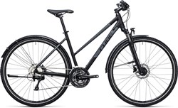 Image of Cube Nature Allroad  Trapeze  2017 Hybrid Bike