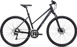 Image of Cube Nature Pro  Trapeze  2017 Hybrid Bike