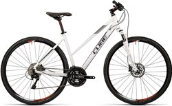 Image of Cube Nature Pro Trapeze Womens - Ex Display - 50cm 2016 Hybrid Bike