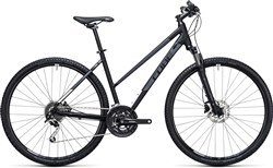 Image of Cube Nature  Trapeze  2017 Hybrid Bike