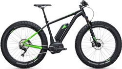 "Image of Cube Nutrail Hybrid 500 26"" 2017 Electric Bike"