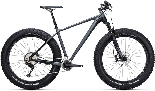 "Image of Cube Nutrail Race 26""  2017 Fat Bike - Mountain Bike"