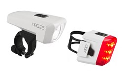 Image of Cube Pro 25 USB Rechargeable Light Set