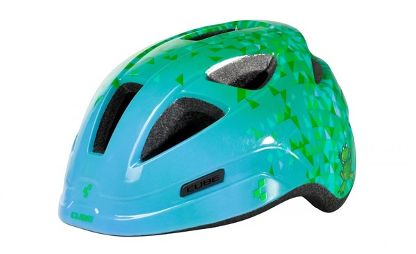 Image of Cube Pro Junior Cycling Helmet 2016