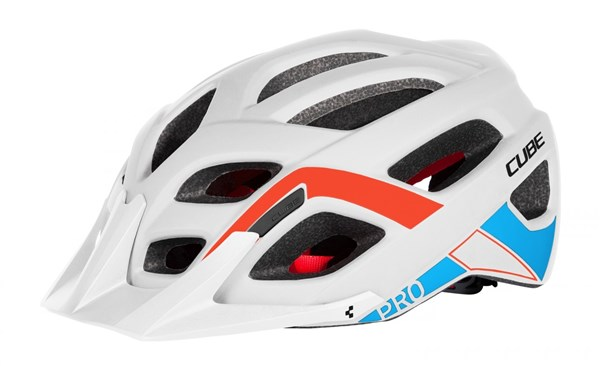 Image of Cube Pro MTB Cycling Helmet 2016