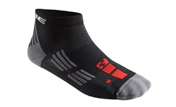 Image of Cube Race Cut Blackline Cycling Sock