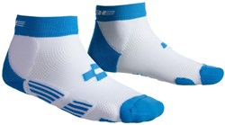 Image of Cube Race Cut Socks