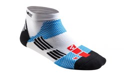 Image of Cube Race Cut Teamline Cycling Socks