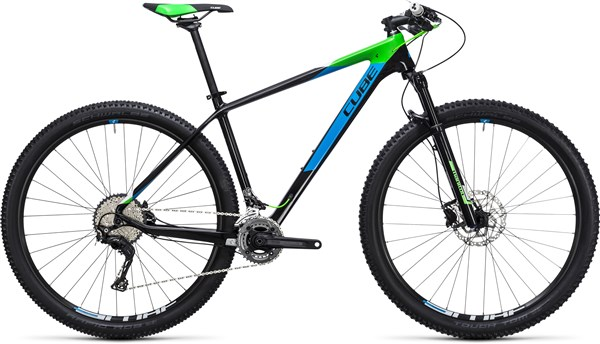 "Image of Cube Reaction GTC 27.5""  2017 Mountain Bike"