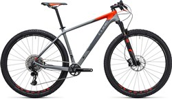 Image of Cube Reaction GTC Eagle 29er  2017 Mountain Bike