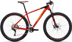 "Cube Reaction GTC SL 27.5""  2017 Mountain Bike"