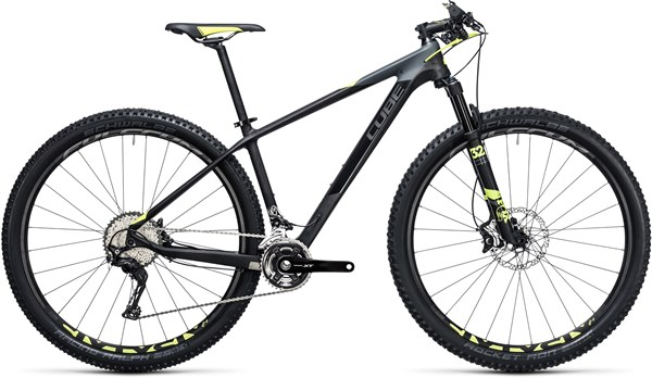 Image of Cube Reaction GTC SL 29er  2017 Mountain Bike